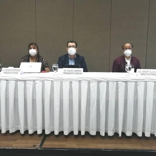 FUDECEN y PROES presentan libro sobre medidas para superar la crisis sanitaria y económica  en el marco de la pandemia por COVID-19